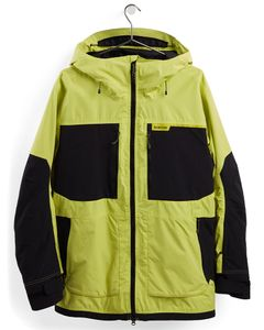 Frostner Jacket Limeade/True Black