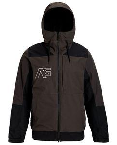 Greed Jacket True black