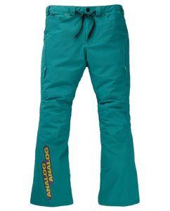 Thatcher Pant Green-Blue Slate