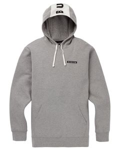 Lowball Fleece Pullover Gray Heather