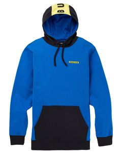 Lowball Fleece Pullover Lapis Blue
