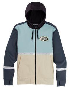 Weatherproof Full-Zip Fleece Ether Blue Multi