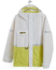 Ballard Jacket Stout White Multi