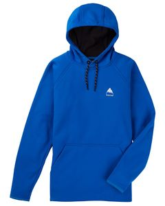 Wms Crown Weatherproof Pullover Fleece Lapis Blue