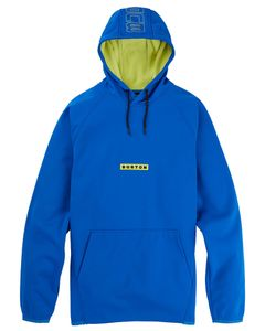 Crown Weatherproof Pullover Fleece Lapis Blue