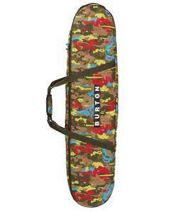 Kids' Space Sack Board Bag Bright Birch Camo