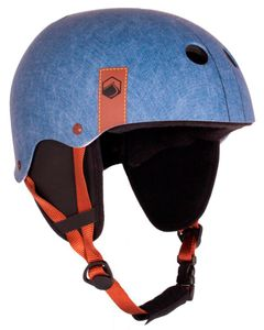 Flash Helmet Blue Denim