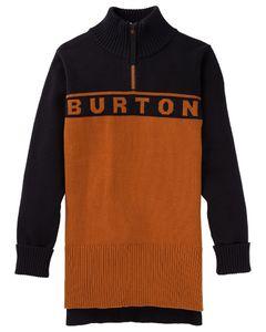 Wms Larosa Sweater True Black/Trupey