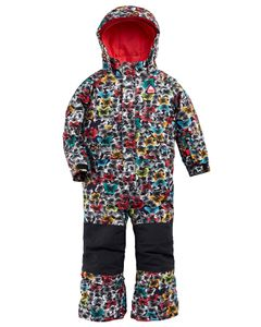 Toddlers' One Piece Multicolor Butterfly