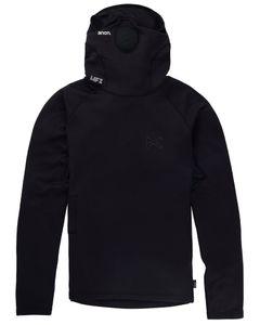 MFI® Power Dry® Long Sleeve Black