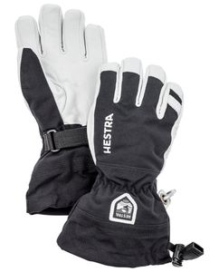 Heli Ski Junior - Sort Handske