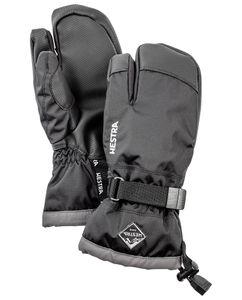 Gauntlet CZone Jr. - 3 finger Svart/Grafit Handske