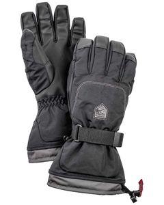 GAUNTLET SR - 5 FINGER BLACK Handske