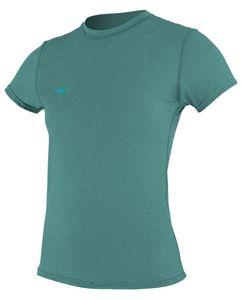 Wms Hybrid S/S Sun Shirt