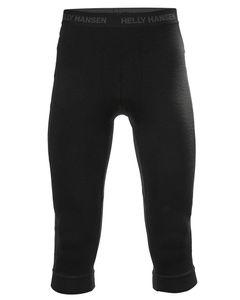 Lifa Merino 3/4 Boot Top Pant Black