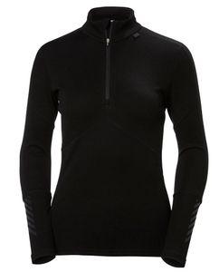 Lifa Merino 1/2 Zip Black