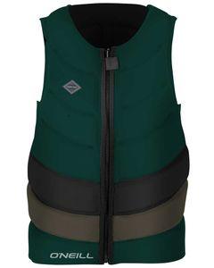 O'Neill Gooru Tech F/Zip Comp Vest