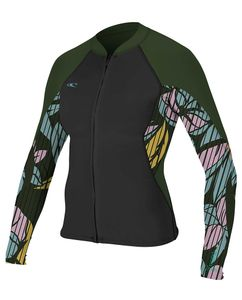 Women's Bahia 1/0.5mm Full-Zip Jacket  Våddragt