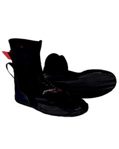 Youth Heat 5mm Round Toe Zip Boot