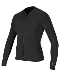 Women's Reactor II 1.5mm FZ Jacket  Våddragt