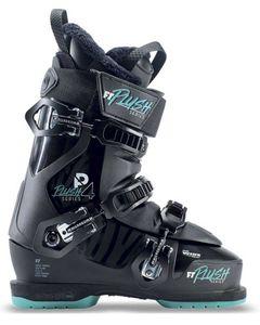 Plush 4 Black Evolution Shell 102Mm Classic Liner Skistøvler