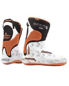 Pro Liner White/Orange Skistøvler