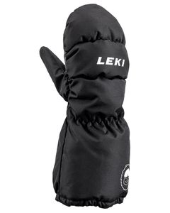 Little Eskimo Mitt Long black