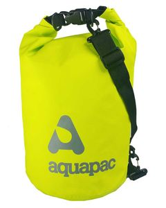 TrailProof™ Drybag 15L Green W Shoulder Strap