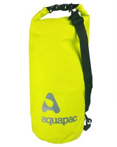 TrailProof™ Drybag 25L Green W Shoulder Strap
