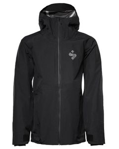 Crusader Gore-Tex Jacket Black