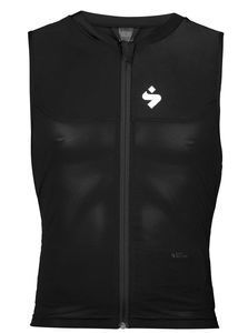 Back Protector Vest True Black