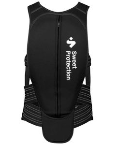 Back Protector True Black