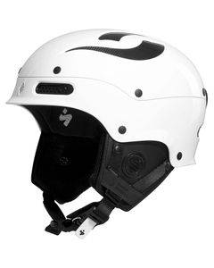 Trooper II Helmet Gloss White