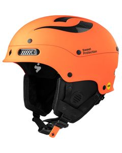 Trooper II MIPS Helmet Matte Flame Orange