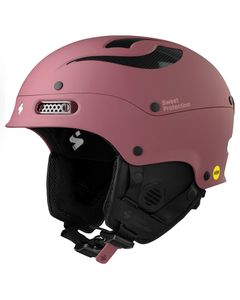 Trooper II MIPS Helmet Matte Lumat Red