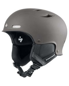 Rambler Ii Helmet Satin Black Chrome Metallic