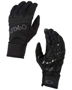 Factory Park Glove - Blackout handske