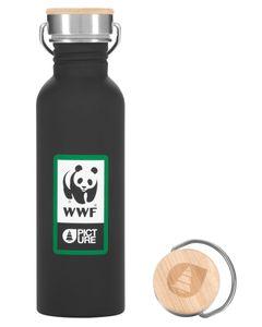 WWF Hampton Bottle Black