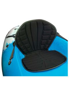 Komfort sæde og rygstøtte