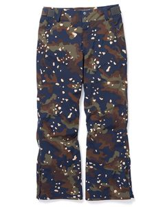 Cole Pant - Navy Chocolate Chip Camo