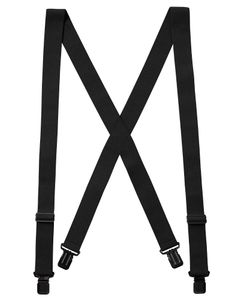 Faction Suspender Black