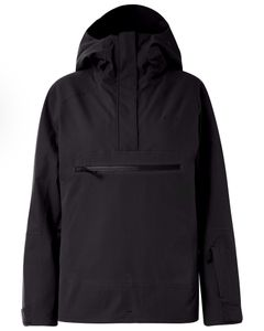 Iris Insulated Anorak Blackout