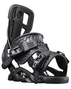 Fuse Black Snowboardbinding