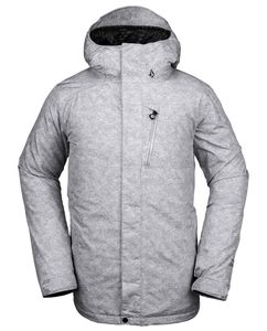 Ins Gore-Tex Jacket Heather Grey