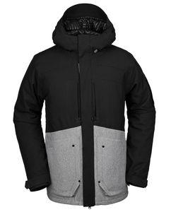 Scortch Ins Jacket Heather Grey