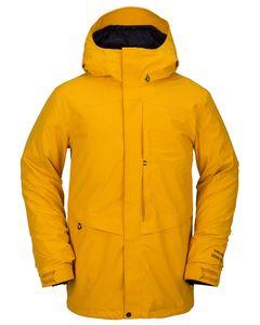 Tds 2L Gore-Tex Jacket Resin Gold