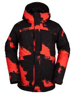 Scortch Ins Jacket Magma Smoke