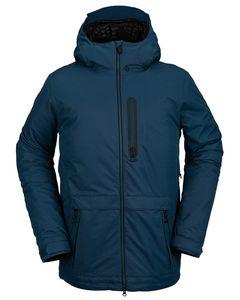 Deadlystones Ins Jacket Blue