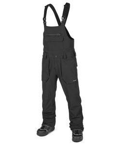 Roan Bib Overall Black