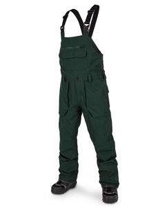 Roan Bib Overall Dark Green